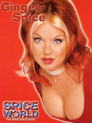 Джерри Холливелл в Spice Girls